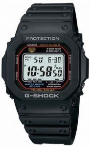 Casio G Shock horloge heren zwart GW-M5610-1ER