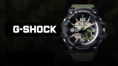 G Shock horloge