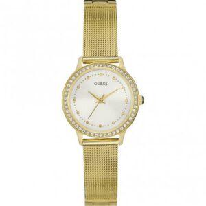 Guess horloge dames goud Guess W0647L7