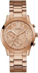 Guess horloge dames rose W1070L3