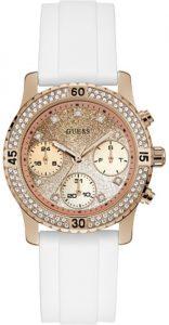 Guess horloge dames wit W1098L5