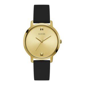 Guess horloge dames zwart
