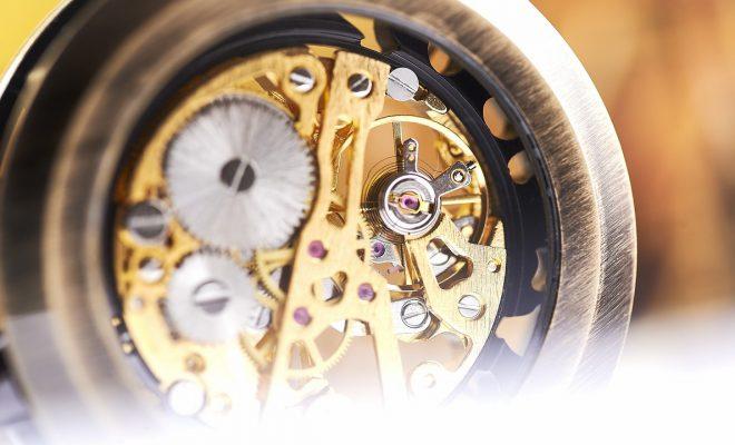 Quartz solar automatisch horloge