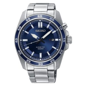Seiko horloge heren Kinetic SKA783P1