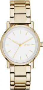 DKNY horloge dames goud NY2343