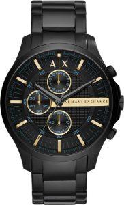 Emporio Armani horloge heren zwart AX2164