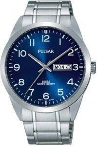 Pulsar horloge heren zilver PJ6061X1