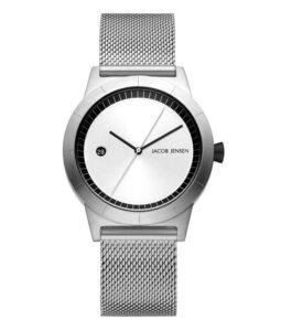 Jacob Jensen horloge dames zilver 152