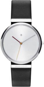 Jacob Jensen horloge heren zwart 840