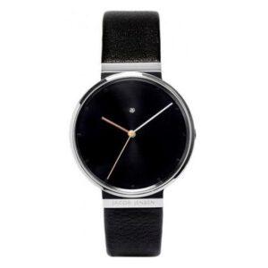 Jacob Jensen horloge heren zwart 842