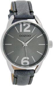 OOZOO horloge grijs