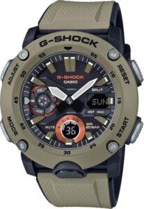 G Shock horloge waterdicht 10 bar GA-2000-5AER
