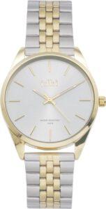 IKKI horloge dames goud zilver IKKI JACKY JCK04