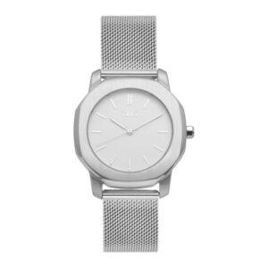 IKKI horloge dames zilver Virgil