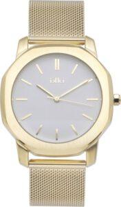 Ikki horloge dames goud wit