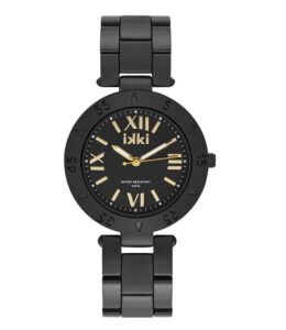Ikki horloge dames zwart PAIGE PG06
