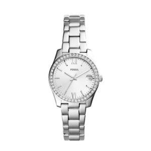 Fossil horloge dames zilver ES4317