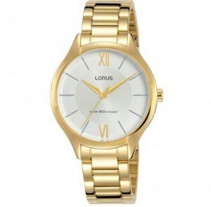 Lorus horloge dames goud