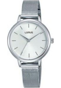 Lorus horloge dames zilver