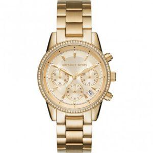 Michael Kors horloge dames goud