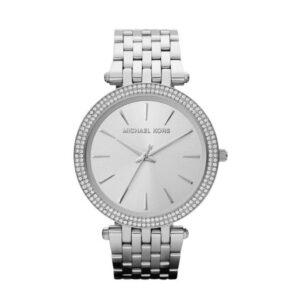 Michael Kors horloge dames zilver mk3190