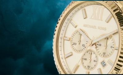 Michael Kors horloge heren