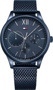 Tommy Hilfiger horloge heren blauw