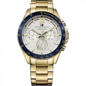 Tommy hilfiger horloge heren goud