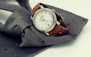 horloge bij pak