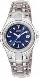 Titanium horloge dames Citizen EW0650-51