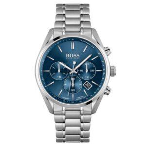 Hugo Boss horloge heren zilver HB1513818