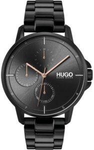 Hugo Boss horloge heren zwart focus