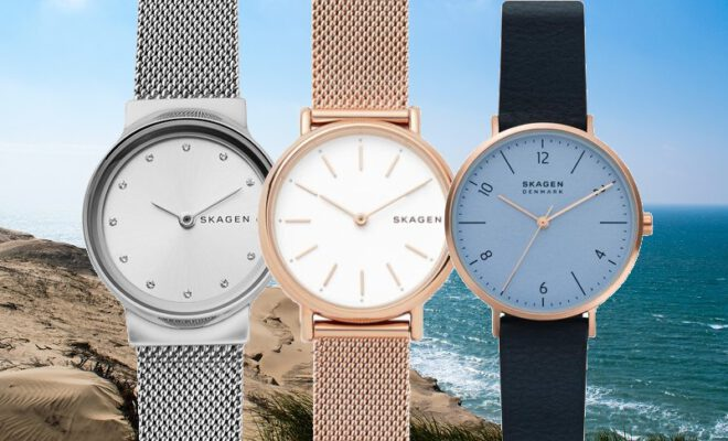 Skagen horloge dames