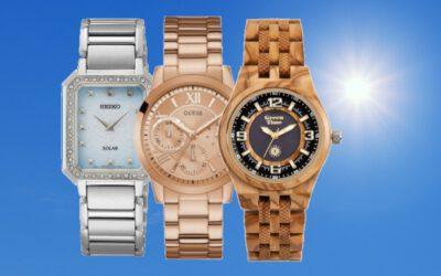solar horloge dames