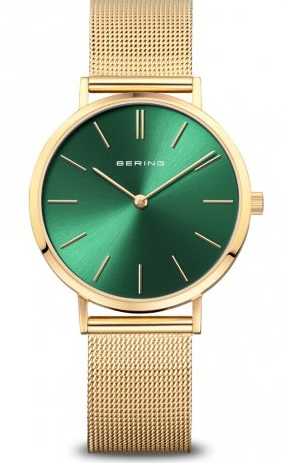 Bering horloge dames goud