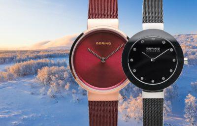 Bering horloge dames