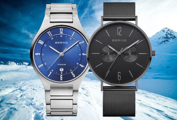 Bering horloge heren