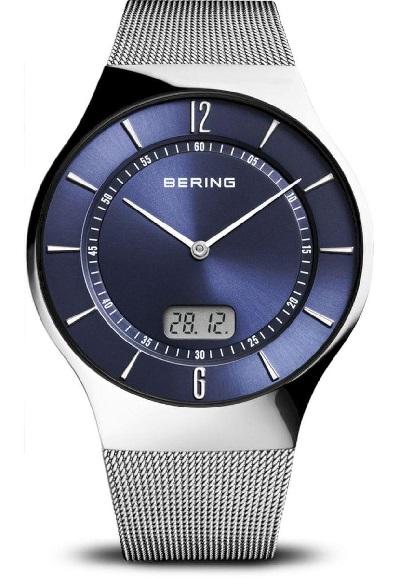 Bering horloge heren radio controlled