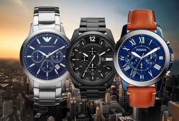 chronograaf horloge heren header