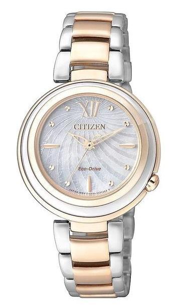 Citizen horloge dames Eco-Drive