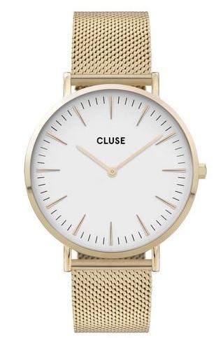 Cluse horloge dames goud
