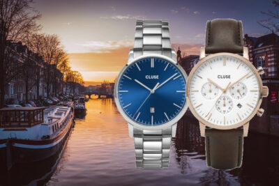 Cluse horloge heren
