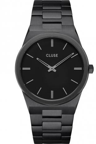 Cluse horloge heren zwart