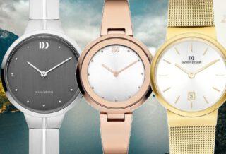 Danish Design horloge dames