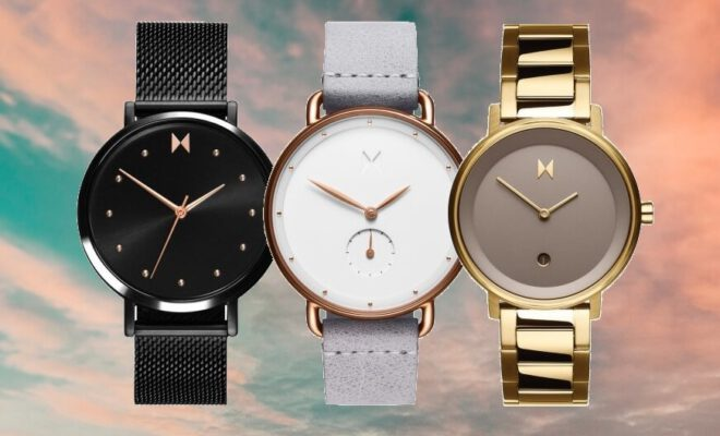 MVMT horloge dames
