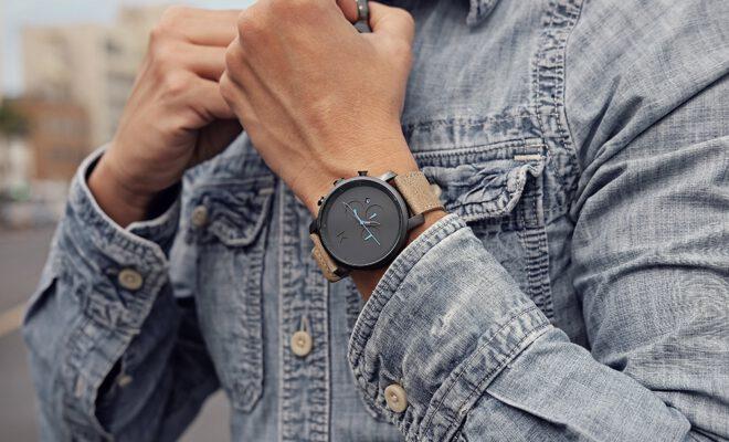 MVMT horloge heren